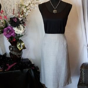 Dresses & Skirts - Beautiful Grey Pencil Skirt